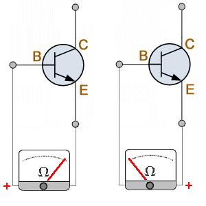 Come controllare con il tester se un transistor è bruciato