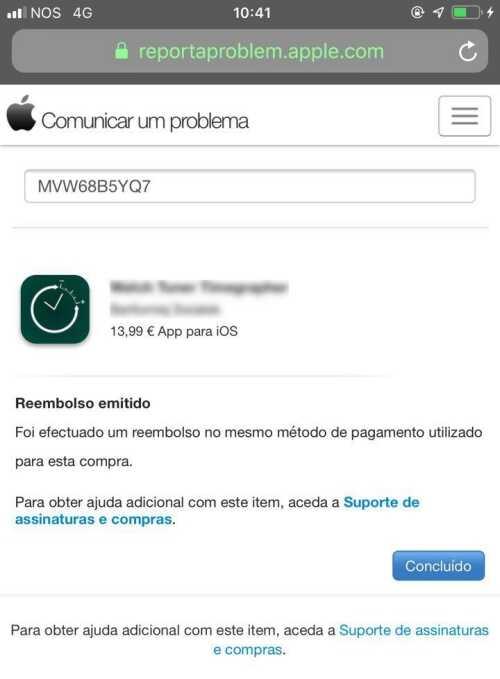 Come chiedere il rimborso di un'app per iPhone o iPad acquistata sull'Apple Store