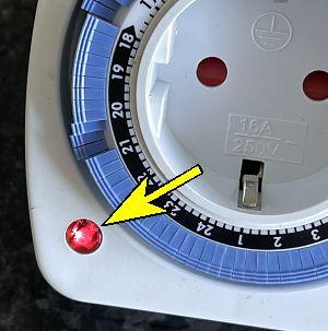Come programmare un timer meccanico