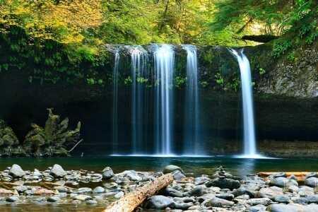 Fotografare cascate, fiumi e mari setosi a lunga esposizione con un iPhone