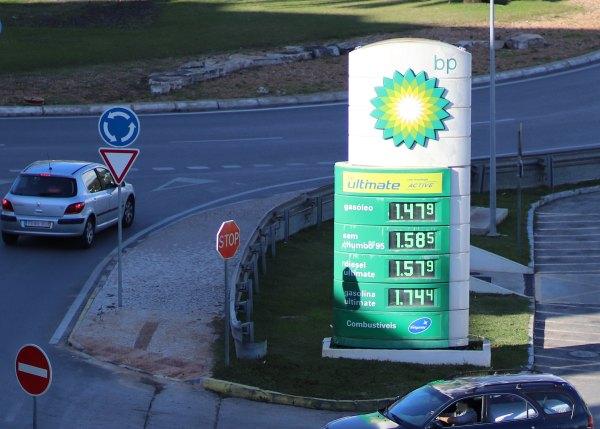Prezzo della benzina in Portogallo a dicembre 2018
